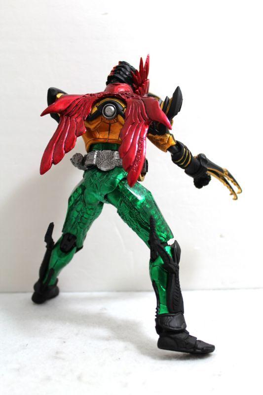 S.I.C. / Kamen Rider OOO Super - 39.6KB