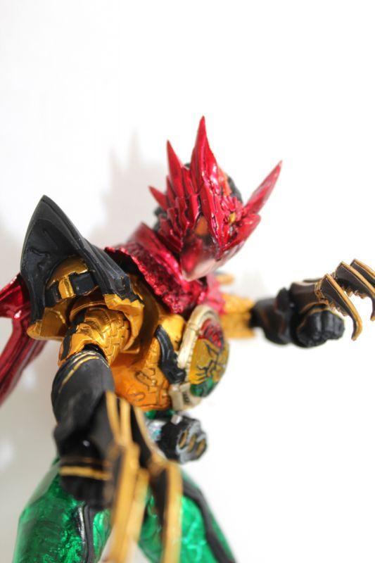 S.I.C. / Kamen Rider OOO Super - 40.4KB