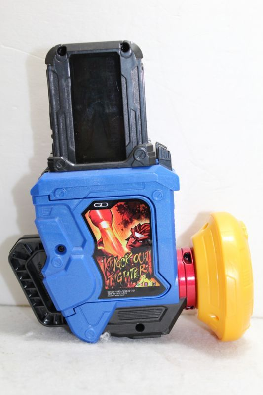 Gears Used In Toys : Kamen rider ex aid dx gashat gear dual with package used