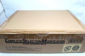Photo1: Kamen Rider Decade / Complete Selection Modification CSM Decadriver (1)