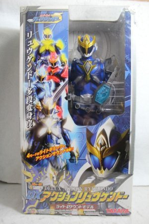 Photo1: Madan Senki Ryukendo / DX Action Ryukendo Sealed (1)