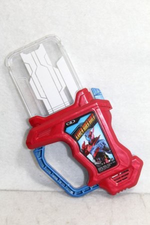 Photo1: Kamen Rider Ex-Aid / Kamen Rider Build Gashat Used (1)
