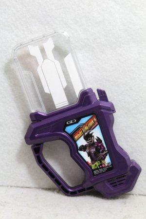 Photo1: Kamen Rider Ex-Aid / DX Proto Mighty Action X Gashat Memorial Finish ver. (1)