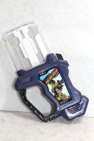 Photo1: Kamen Rider Ex-Aid / DX Bang Bang Shooting Gashat Memorial Finish ver. (1)