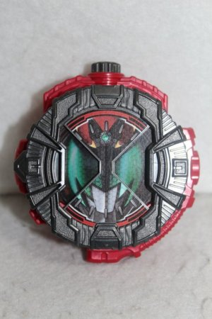 Photo1: Kamen Rider Zi-O / DX Dark Kiva Ride Watch Used (1)