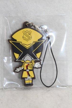 Photo1: Kaitou Sentai Lupinranger vs Keisatsu Sentai Patranger / Rubber Strap Patren X (1)