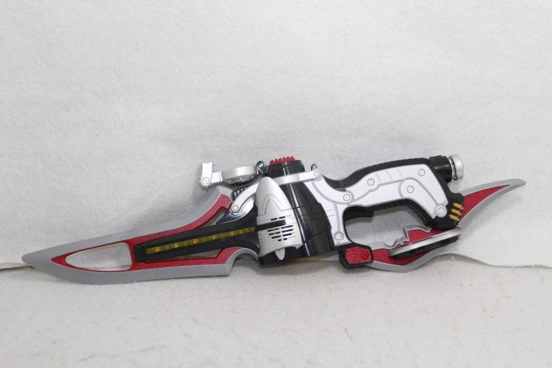Kamen Rider Hibiki Dx Armed Saber With Package