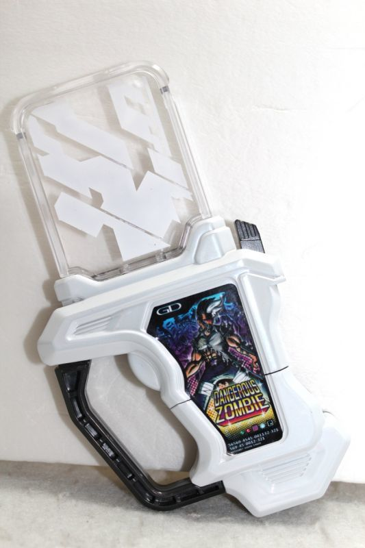 Gashat Candy Gashapon SG GP Bandai Kamen Rider Ex-Aid Gamer