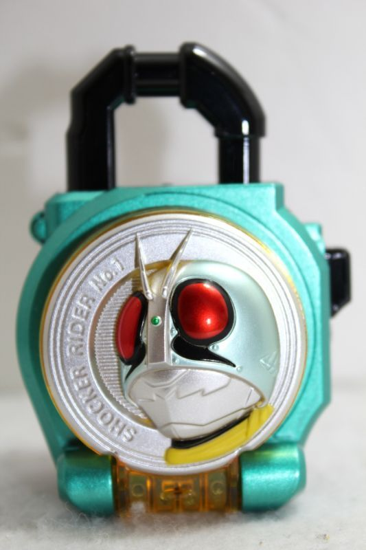 Kamen Rider Gaim / Shocker Rider Lockseed