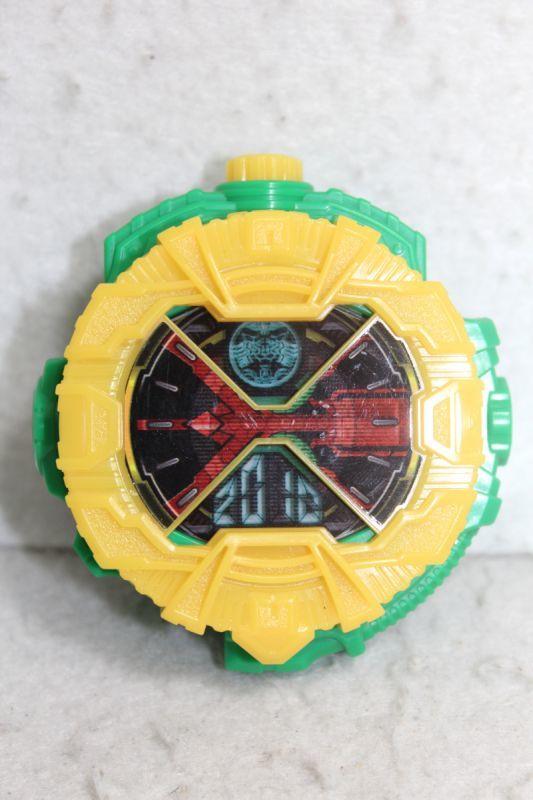 Kamen Rider Zi-O / DX OOO Ride Watch Used