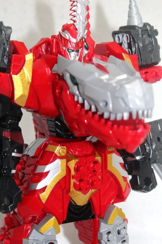 Kishiryu Sentai Ryusoulger Sentai Hero Series 01 Ryusou Red