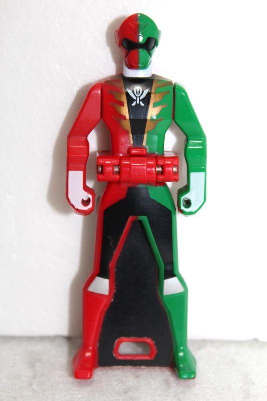 Kaizoku Sentai Gokaiger / Gokai Christmas Ranger Key (3)