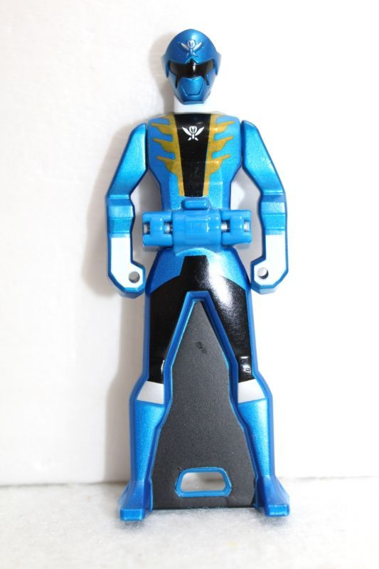 Kaizoku Sentai Gokaiger / Gokai Blue Ranger Key Metallic Color ver.