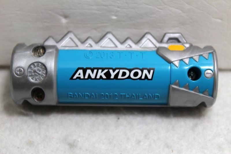 Zyuden Sentai Kyoryuger / Zyudenryu Series Ankydon with ...